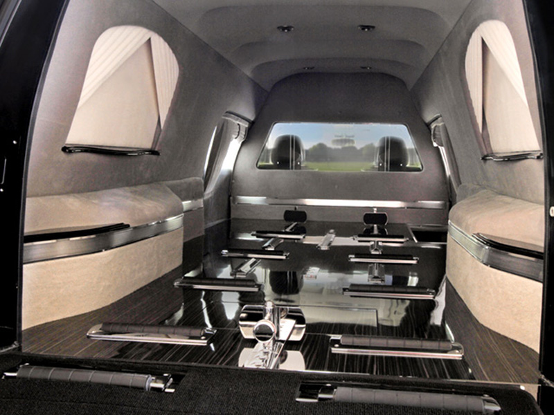 Specialty Automotive Hearse Interior