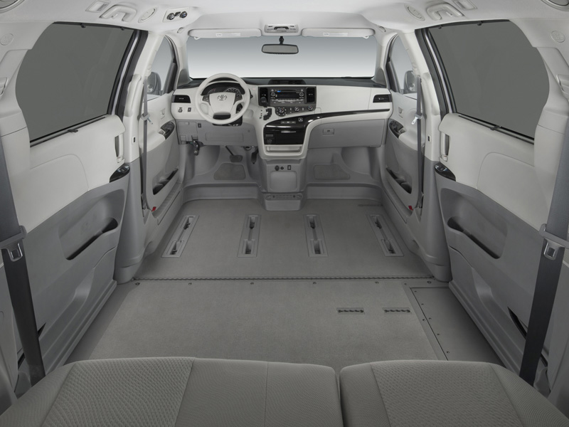 Specialty Van Interior